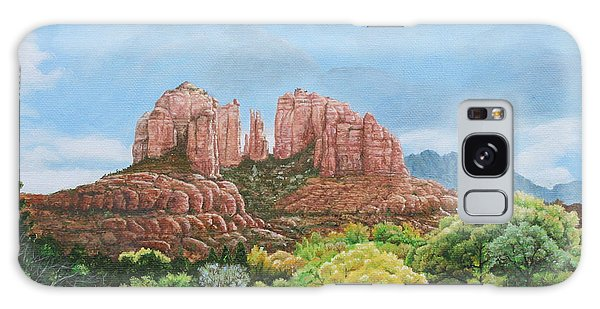 Sedona Az Galaxy Case by Mike Ivey