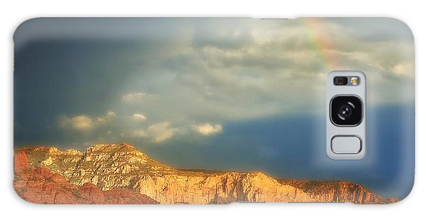 Sedona Rainbow 2 Galaxy Case