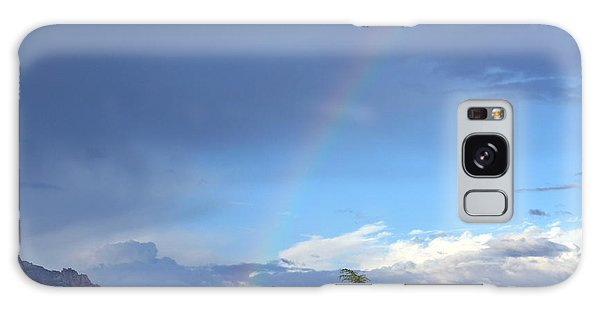 Sedona Rainbow Monsoon Galaxy Case