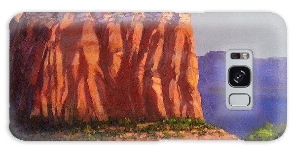 Sedona Red Rocks Galaxy Case