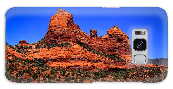 Sedona Rock Formations Galaxy Case