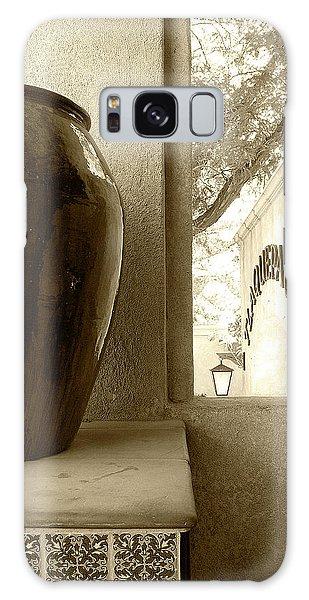 Sedona Series - Jug And Window Galaxy Case by Ben and Raisa Gertsberg
