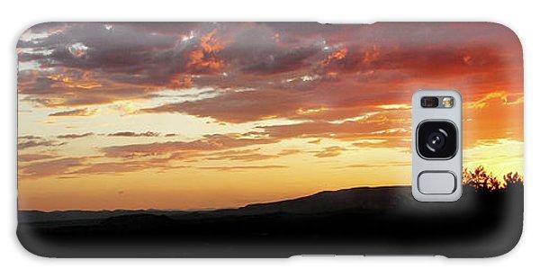 Sedona Sunset Galaxy Case