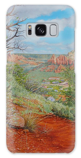 Sedona Trail Galaxy Case