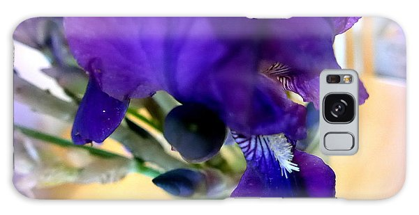 Sedona Wild Iris Galaxy Case by Marlene Rose Besso