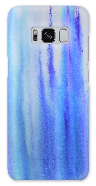 See Blue Sea Galaxy Case by Cyrionna The Cyerial Artist