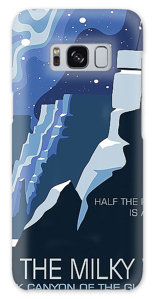 Milky Way Galaxy Case - See The Milky Way In Black Canyon National Park by Long Shot