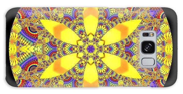 Seed Of Life  Galaxy Case by Robert Thalmeier