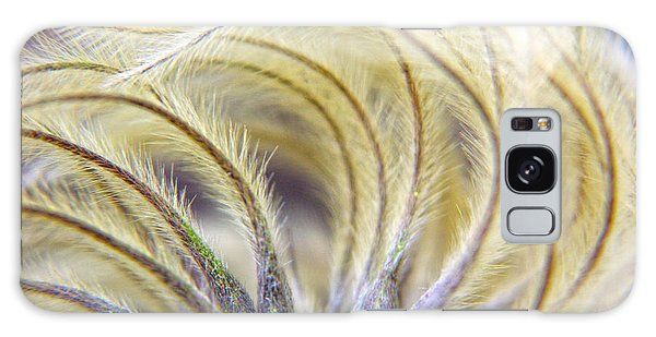 Seedheads Galaxy Case by Brian Roscorla