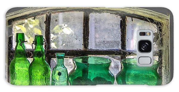 Seeing Green Galaxy Case by Odd Jeppesen