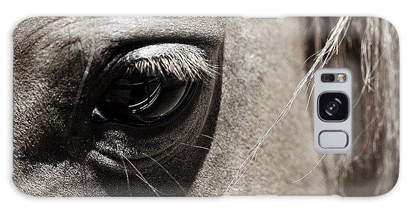 Stillness In The Eye Of A Horse Galaxy Case