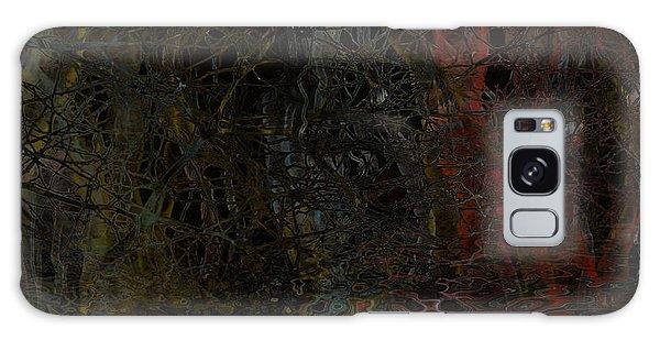 Seeweed Galaxy Case by Constance Krejci