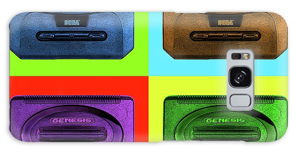Sega Genesis Galaxy Case