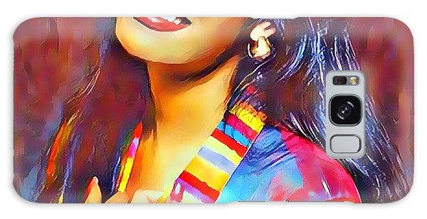 Selena Queen Of Tejano  Galaxy Case