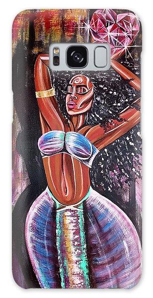 Galaxy Case - Self Made Royalty by Artist RiA