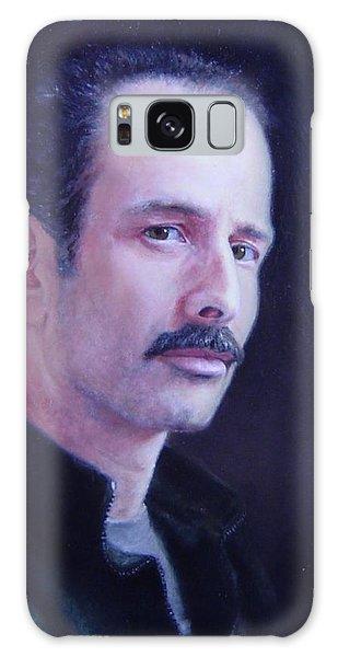 Self Portrait Galaxy Case