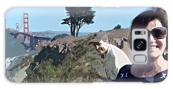 Selfie In San Francisco Galaxy Case