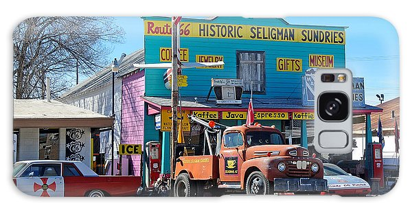 Seligman Sundries On Historic Route 66 Galaxy Case