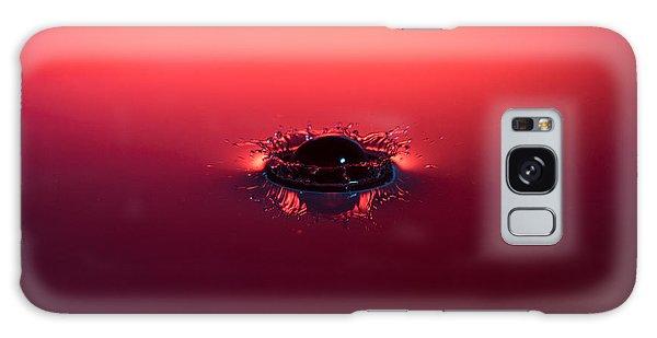 Semi Submerged Droplet Galaxy Case