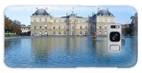 Senat From Jardin Du Luxembourg Galaxy Case