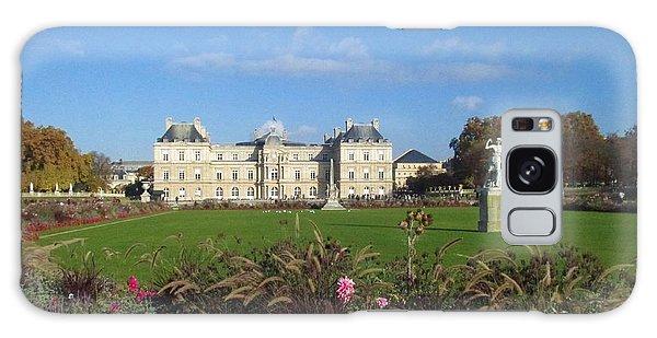 Senate From Jardin Du Luxembourg Galaxy Case