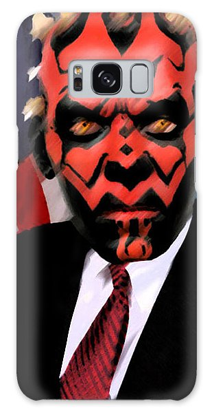 Senator Darth Maul Galaxy Case