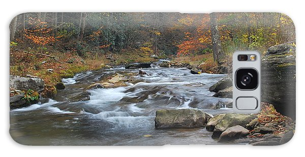 Seneca Creek Autumn Galaxy Case