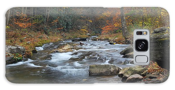 Seneca Creek Autumn Galaxy Case by Randy Bodkins