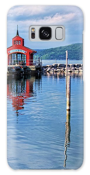Seneca Lake Harbor Galaxy Case