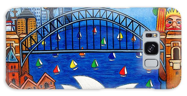 Sensational Sydney Galaxy Case