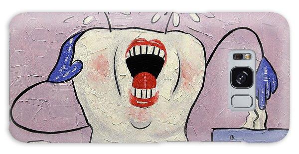 Sensitive Tooth Galaxy Case