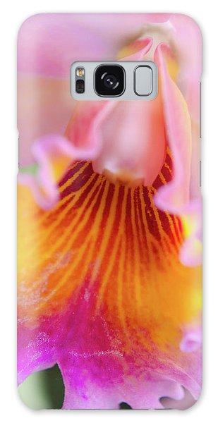 Sensual Floral Galaxy Case