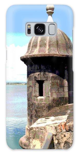 Sentry Box In El Morro Galaxy Case