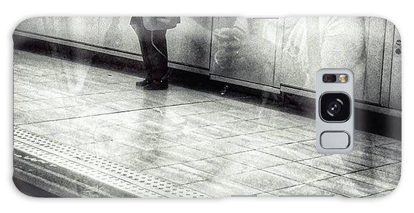 Señor #metro #underground #subway Galaxy Case