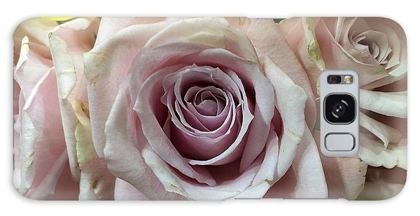 September Rose Galaxy Case