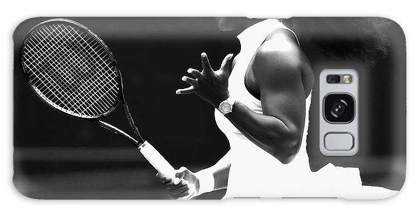 Venus Galaxy Case - Serena Williams Making Magic Happen by Brian Reaves