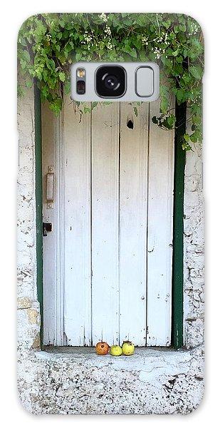 Serendipitous Door Galaxy Case