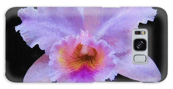 Serendipity Orchid Galaxy Case