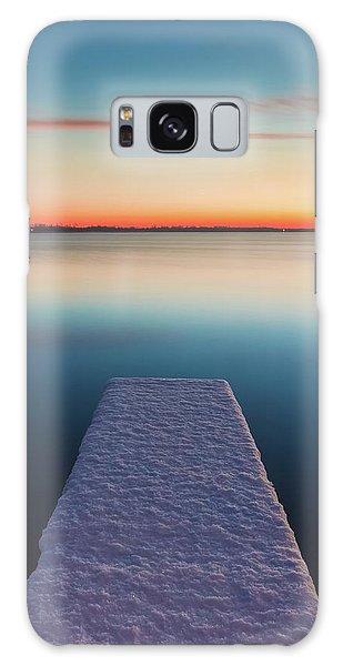 Serene Morning Galaxy Case