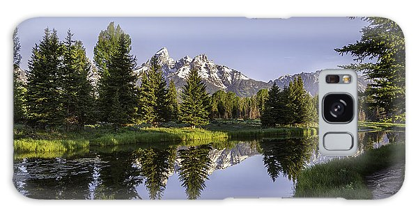 Serene Schwabachers Galaxy Case