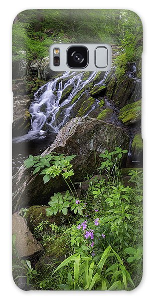 Galaxy Case featuring the photograph Serene Solitude by Bill Wakeley