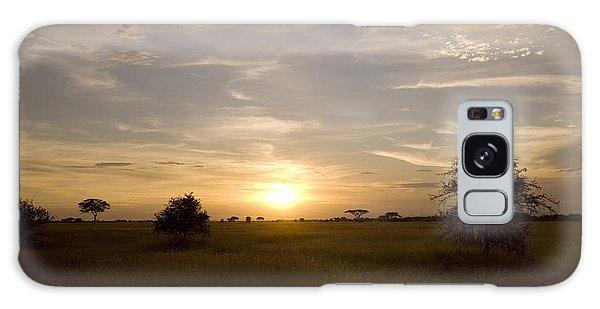 Serengeti Sunset Galaxy Case
