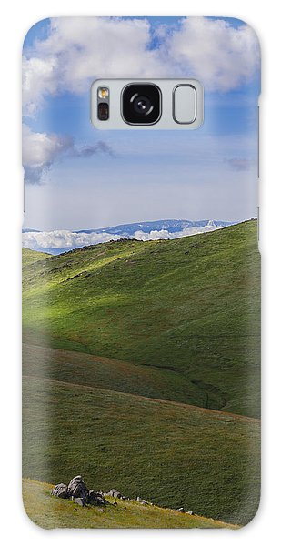 Serenity And Peace Galaxy Case