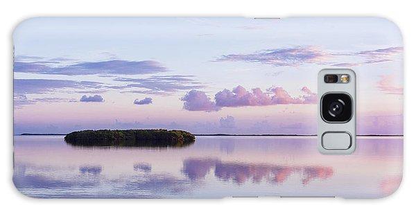 Serenity At Sunrise Galaxy Case
