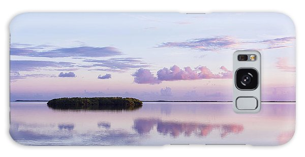 Serenity At Sunrise Galaxy Case