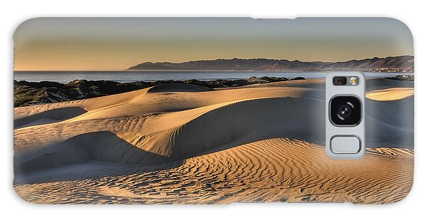 Serenity In The Dunes Galaxy Case