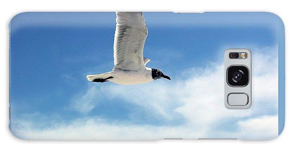 Serenity Seagull Galaxy Case