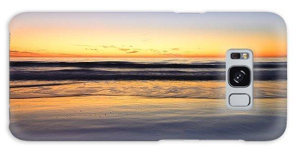 Serenity Sunset Galaxy Case