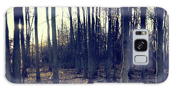 Series Silent Woods 1 Galaxy Case