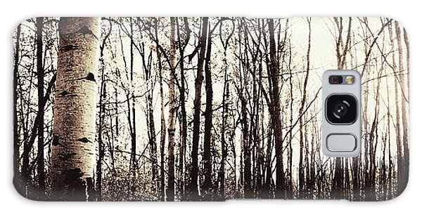 Series Silent Woods 3 Galaxy Case